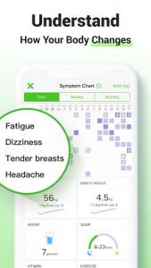 اسکرین شات برنامه GLOW. Pregnancy & Baby Tracker 5