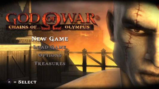 اسکرین شات بازی بازی خدای جنگ Olympus 3