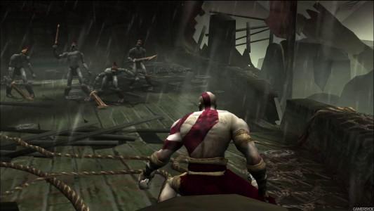 اسکرین شات بازی بازی خدای جنگ Olympus 5