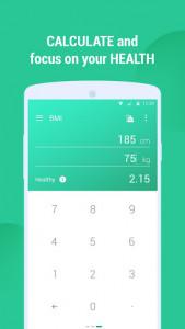 اسکرین شات برنامه Multi Calculator 5