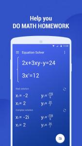 اسکرین شات برنامه Multi Calculator 4