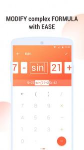 اسکرین شات برنامه Multi Calculator 7