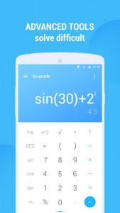 اسکرین شات برنامه Multi Calculator 3