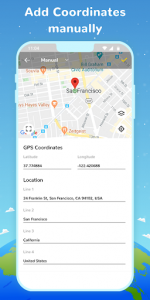 اسکرین شات برنامه GPS Map Camera: Geotag Photos & Add GPS Location 6