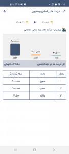 اسکرین شات برنامه حسابدار شخصی 14
