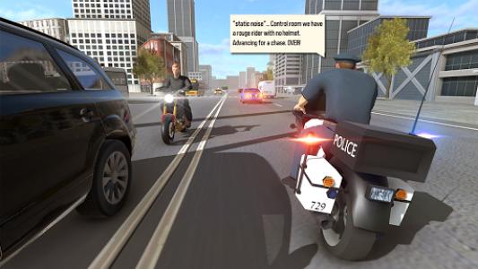 اسکرین شات بازی Real Bike 3D Parking Adventure: Bike Driving Games 3