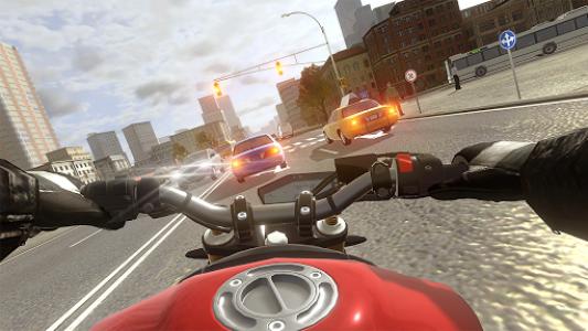 اسکرین شات بازی Real Bike 3D Parking Adventure: Bike Driving Games 2