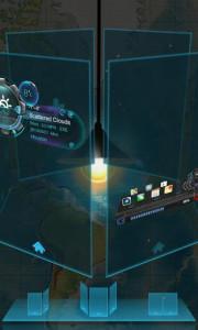 اسکرین شات برنامه Next magic light livewallpaper 5