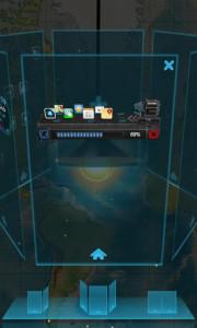 اسکرین شات برنامه Next magic light livewallpaper 4