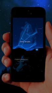اسکرین شات برنامه Starlight - Explore the Stars 1