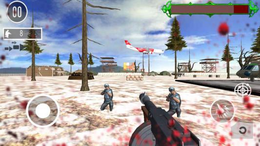 اسکرین شات بازی کماندو ویژه : حمله به اردوگاه 6