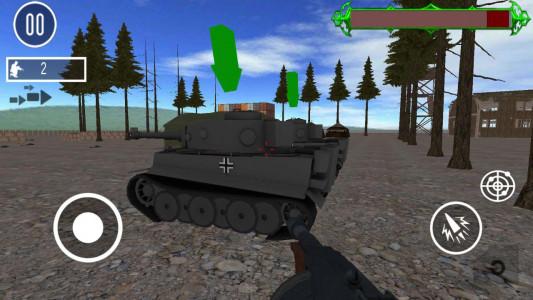 اسکرین شات بازی کماندو ویژه : حمله به اردوگاه 8