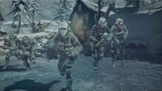 اسکرین شات بازی کماندو ویژه : حمله به اردوگاه 9