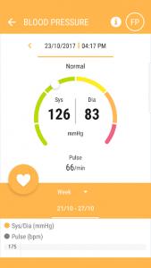 اسکرین شات برنامه HealthForYou 1