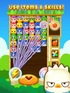 اسکرین شات بازی TORIKO: Puzzle PVP Game 7