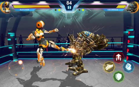 اسکرین شات بازی Steel Robot Ring Fighting – Robot Wrestling 2019 5