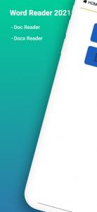 اسکرین شات برنامه Docx Reader 2021 - Word, Document, Office Reader 5
