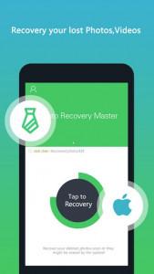 اسکرین شات برنامه FindMyPhoto – Recover Photos on Android Phones 1