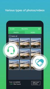اسکرین شات برنامه FindMyPhoto – Recover Photos on Android Phones 3
