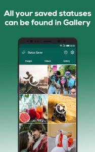 اسکرین شات برنامه Status Saver for WhatsApp 3