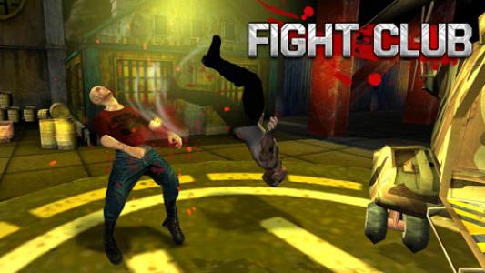 اسکرین شات بازی Fight Club - Fighting Games 1