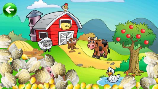 اسکرین شات برنامه مزرعه حیوانات 8