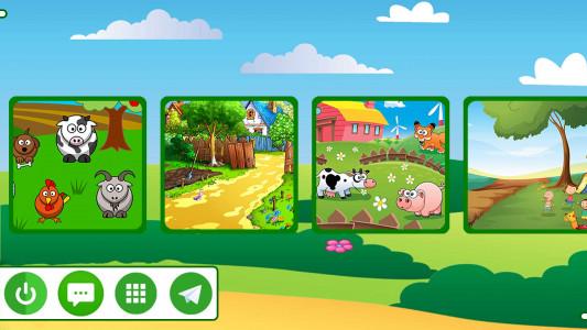اسکرین شات برنامه مزرعه حیوانات 4