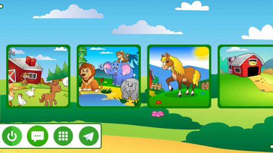 اسکرین شات برنامه مزرعه حیوانات 5