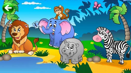 اسکرین شات برنامه مزرعه حیوانات 7