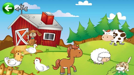 اسکرین شات برنامه مزرعه حیوانات 3
