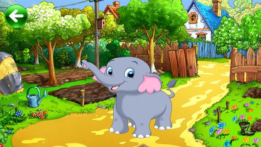 اسکرین شات برنامه مزرعه حیوانات 6