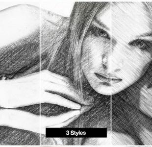 اسکرین شات برنامه Photo Lab - Photo Masking & Sketch Effect 5