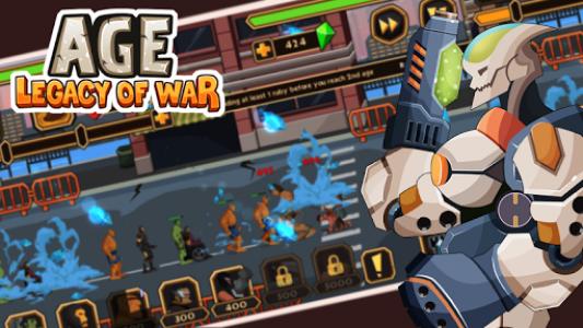 اسکرین شات بازی Knights Age: Heroes of Wars 3