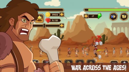 اسکرین شات بازی Knights Age: Heroes of Wars 1