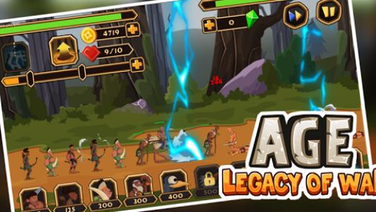 اسکرین شات بازی Knights Age: Heroes of Wars 4