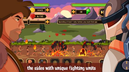 اسکرین شات بازی Knights Age: Heroes of Wars 2