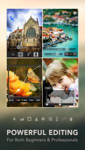 اسکرین شات برنامه PicsPlay - Photo Editor 3