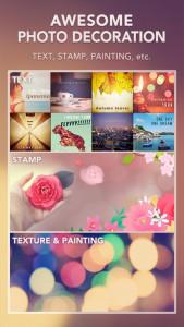 اسکرین شات برنامه PicsPlay - Photo Editor 4