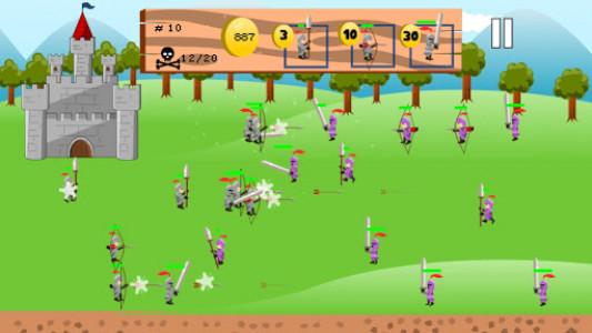 اسکرین شات بازی Art of Strategy 2