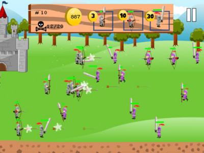 اسکرین شات بازی Art of Strategy 3