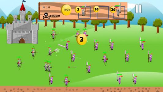 اسکرین شات بازی Art of Strategy 1