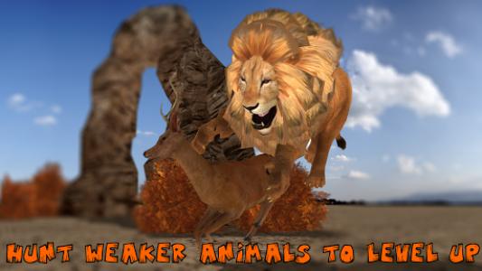 اسکرین شات برنامه Ultimate Lion Vs Tiger: Wild Jungle Adventure 3