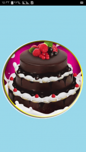 اسکرین شات برنامه آموزش کیک و شیرینی خانگی 9