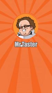 اسکرین شات برنامه مستر تیستر 1