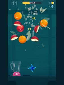 اسکرین شات بازی Fruit Master 6
