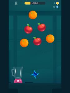 اسکرین شات بازی Fruit Master 7