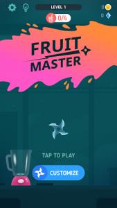 اسکرین شات بازی Fruit Master 4