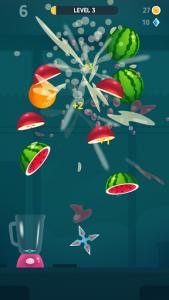 اسکرین شات بازی Fruit Master 3