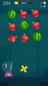 اسکرین شات بازی Fruit Master 2