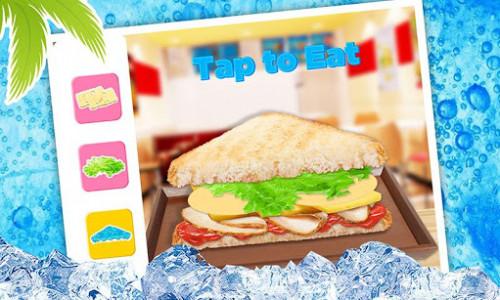 اسکرین شات بازی Crazy Kitchen: Fast Food Maker 4